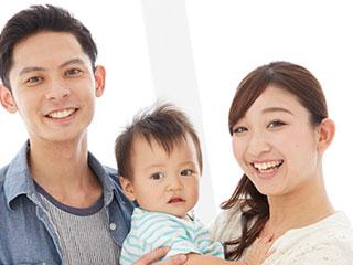 若夫婦と子供