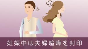 妊娠中は夫婦喧嘩を封印!胎児への悪影響とケンカの主な原因と予防法