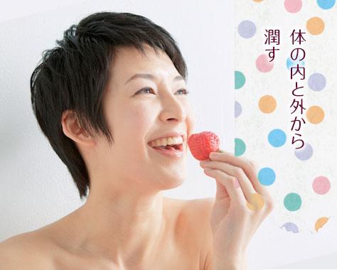 【肌の乾燥対策】化粧品まかせはNG!体の内外から潤うケア7つ