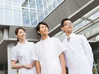 病院の医療スタッフ