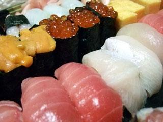 寿司詰め合わせ