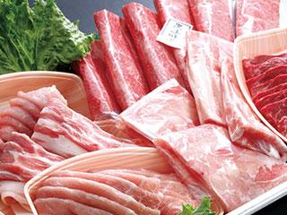 スーパーで売られている食肉