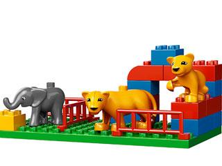 楽しい動物園