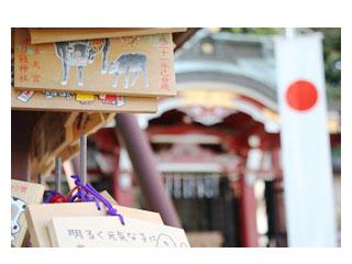 清瀬日枝神社・水天宮
