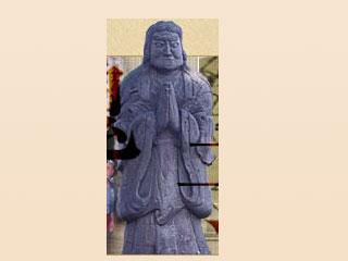 雑司ヶ谷鬼子母神(きしもじん)堂