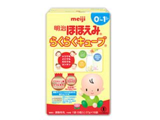 明治ほほえみ らくらくキューブ(432g)