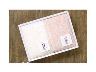 『yuki -towel of    snow- 』ハンドタオル2枚組ギフトセット