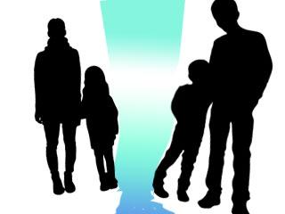 分断された家族