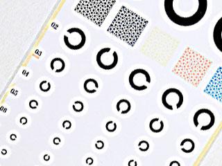 視力検査記号