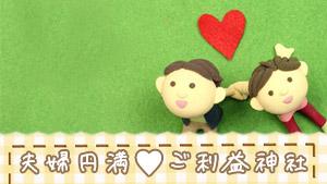 夫婦円満パワー充電!神社東京近郊おすすめスポット10
