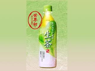 カフェインゼロ 生茶 500ml