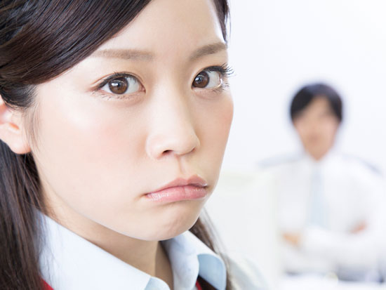 職場の人間関係がストレスに変わる