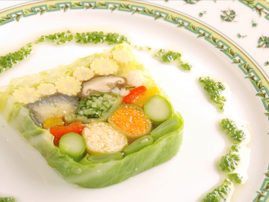 フランス料理のマナー