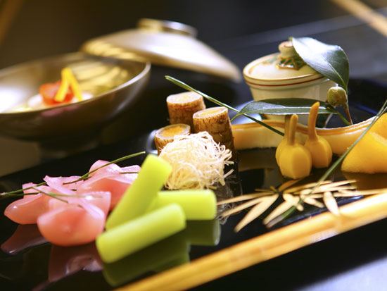和食のテーブルマナーの基本