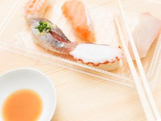 食中毒の危険性がある翌日のお寿司