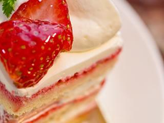 主婦のご褒美ショートケーキ