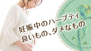【妊娠中のハーブティー】おすすめ&禁忌18選と注意点