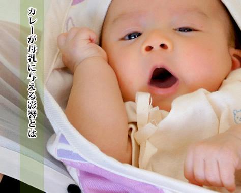 授乳中にカレーはダメ?母乳と赤ちゃんへの影響/注意点