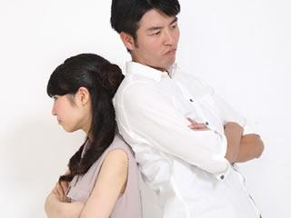 喧嘩して離婚の道を選んだ夫婦