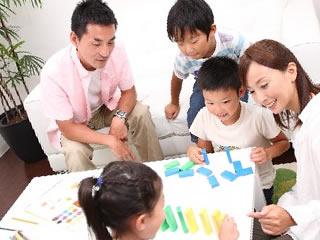 共働きの両親と逞しく育った子供たち