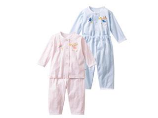 パジャマ長袖(80サイズ)