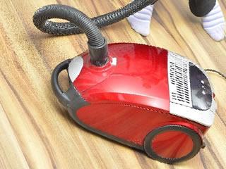 ポータブルになりきれない掃除機