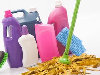 洗いにくいお風呂の天井を洗える掃除用具