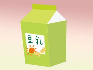 豆乳パッケージ