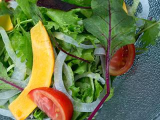 カボチャやホウレンソウなどの緑黄色野菜