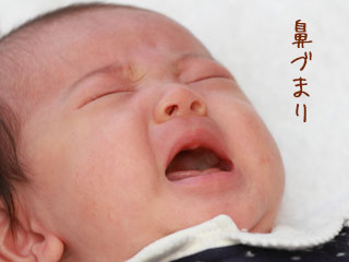 泣く赤ちゃん