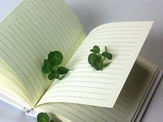 乾燥肌対策で使う日記帳