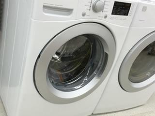 ダウンジャケットを洗う家庭用洗濯機