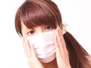 インフルエンザに罹った家族を看病するのに欠かせないマスク
