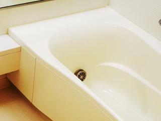 カビや水垢が落ちにくいホテルのお風呂