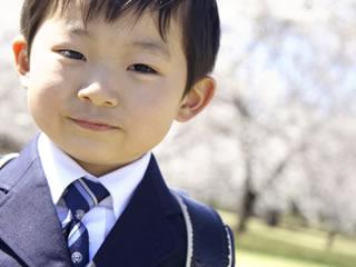 小学生になったキラキラネームの男の子