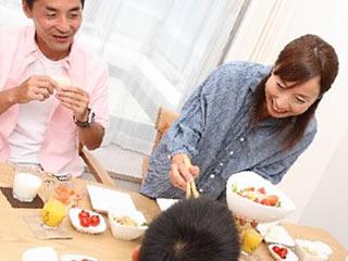 夫婦の時間や会話を大事にする円満な家庭