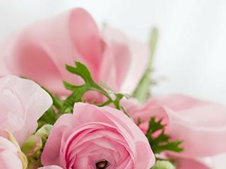 結婚してから夫にサプライズプレゼントされた花束