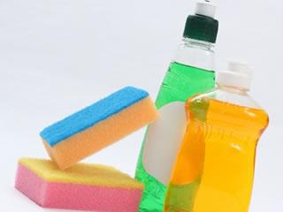 ノズルや便器の隙間を綺麗にするためにの中性洗剤