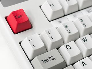 油汚れや手垢が気になる毎日使うキーボード