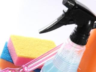 水垢汚れに効果的なクエン酸スプレー