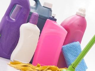 重曹やクエン酸やセスキ炭酸ソーダ水の掃除道具