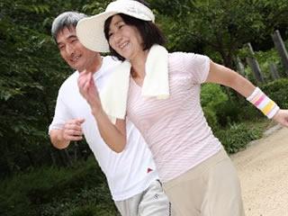 ジョギングが趣味の嫁に強く当たる義実家夫婦