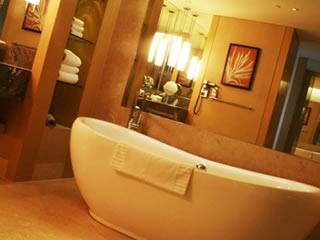 夫のストレス発散にも効果的な風呂