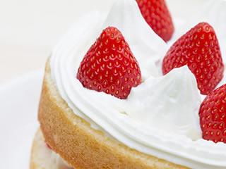 うさ晴らしに最適な甘いケーキ