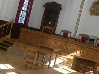 離婚調停が行われる裁判所