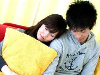 一緒にいるだけで夫の疲れを癒す妻