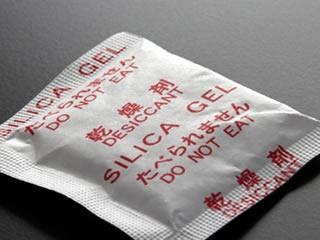 湿気対策にも便利なお菓子の乾燥剤