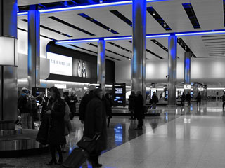 海外の空港