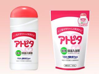アトピタ 薬用保湿入浴剤 ボトルタイプ500グラム