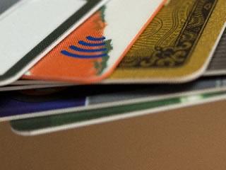 節約中も買い物に使われたクレジットカード